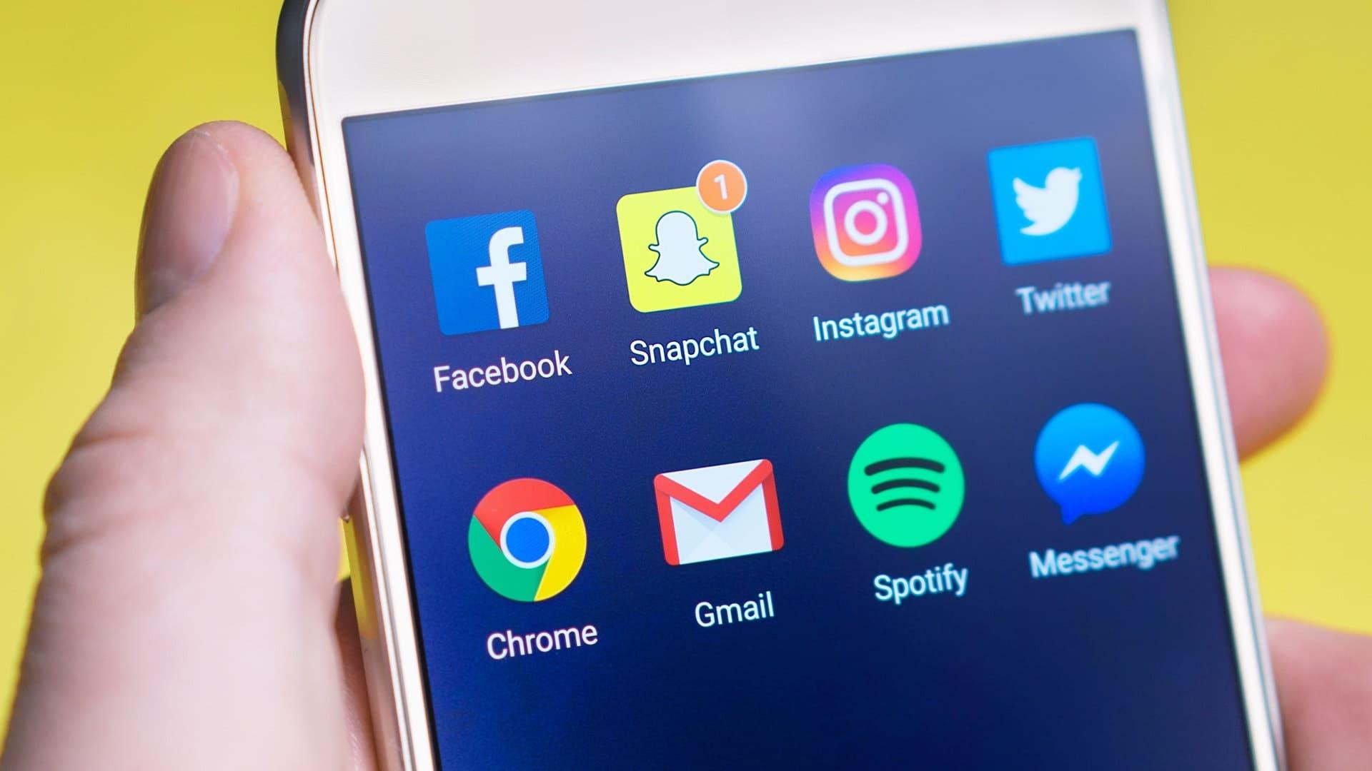 Your Salespoint Online Marketing Social media klein